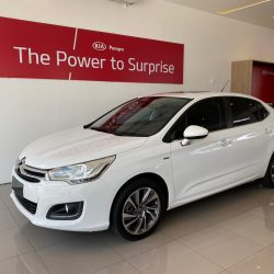 CITROEN C4 LOUNGE EXCLUSIVE THP